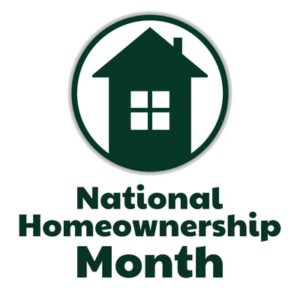 national homeowners month